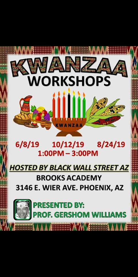 Kwanzaa Workshop