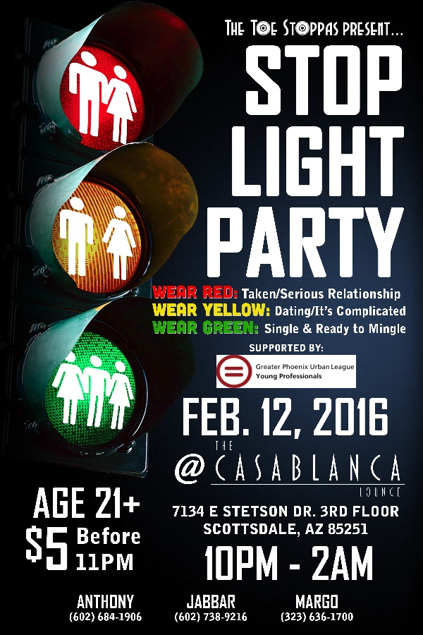 Stop Light Party